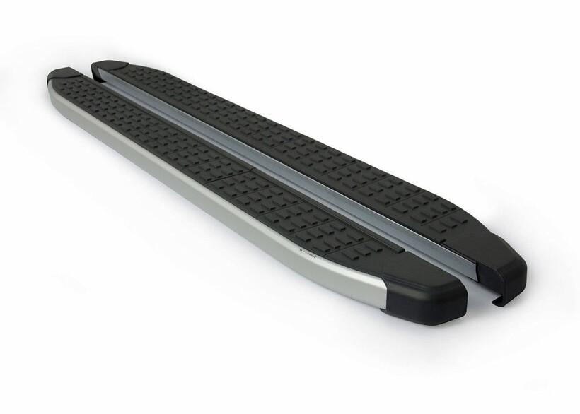 Yan Basamak - Chevrolet Trax Armada Yan Basamak Alüminyum 2012 ve Sonrası