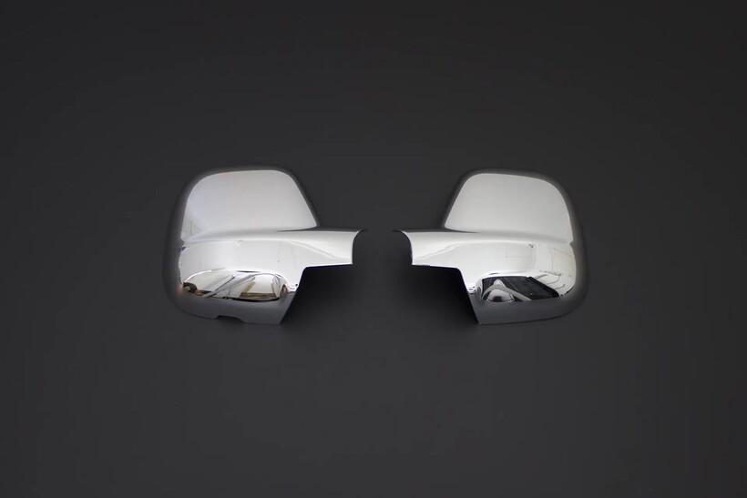 Krom Aksesuar » Omsa - Citroen Berlingo 2 Krom Ayna Kapağı 2 Parça Abs 2012 ve Sonrası MINI VAN