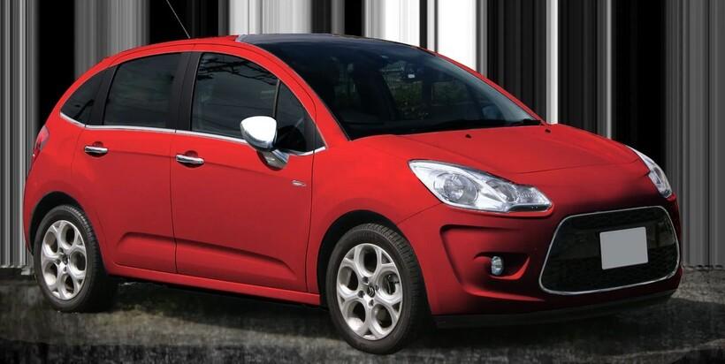 Krom Aksesuar » Omsa - Citroen C3 Krom Ayna Kapağı 2 Parça 2009 ve Sonrası