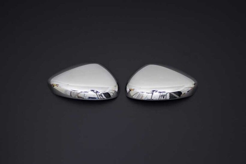 Krom Aksesuar » Omsa - Citroen DS3 Krom Ayna Kapağı 2 Parça 2010 ve Sonrası