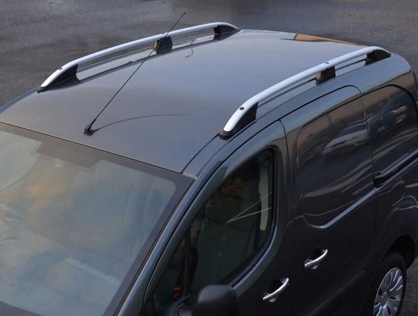 Tavan Çıtaları - Citroen Jumpy 3 Elegance Tavan Çıtası Alüminyum Kısa Şase 2017 ve Sonrası