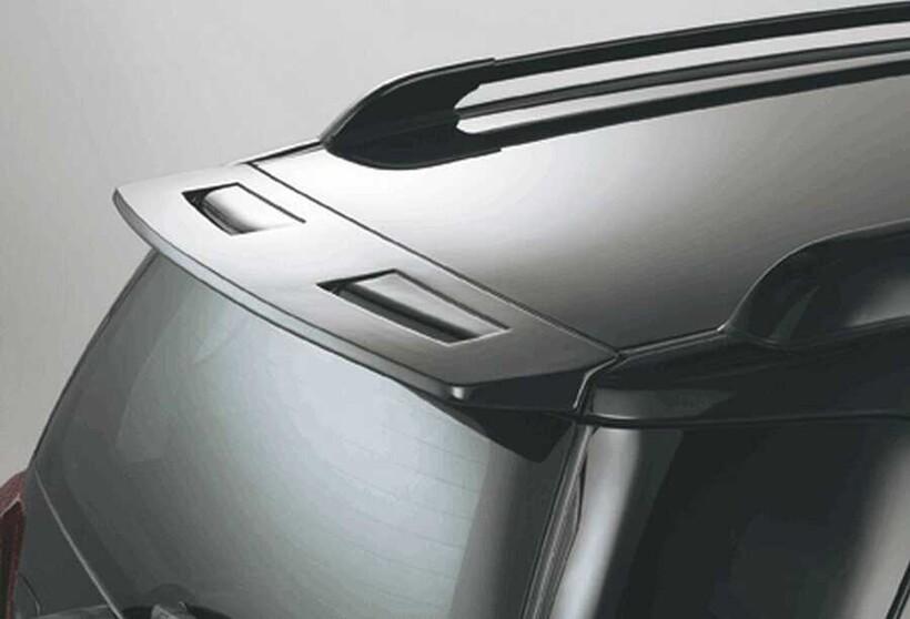 Body Kit » Fiber - Daihatsu Terios Spoiler 2007 ve Sonrası