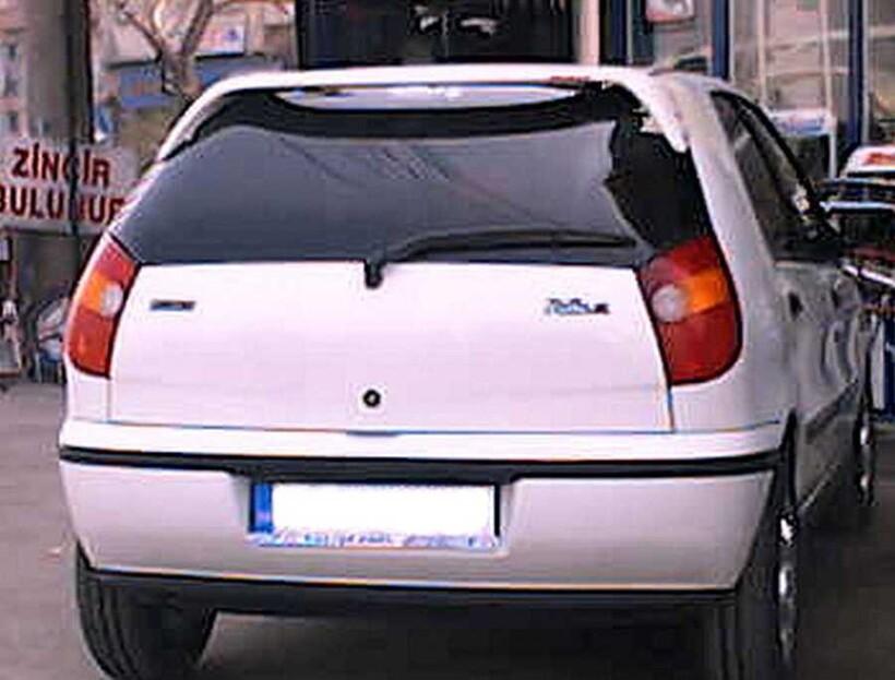 Body Kit » Fiber - Fiat Palio Spoiler 2004 ve Sonrası