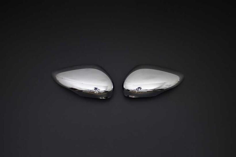 Krom Aksesuar » Omsa - Ford B-MAX Krom Ayna Kapağı 2 Parça Abs 2012 ve Sonrası