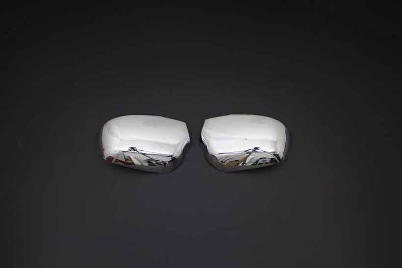 Krom Aksesuar » Omsa - Ford C-Max Krom Ayna Kapağı 2 Parça Abs (Sinyalsiz) 2003-2010 Arası