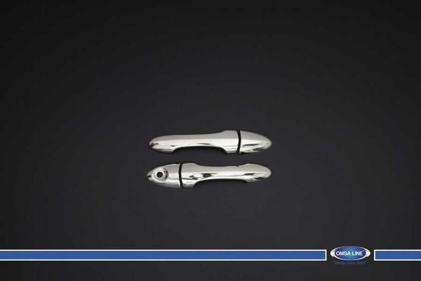 Krom Aksesuar » Omsa - Ford Focus 1 HB Krom Kapı Kolu 2 Kapı 1998-2005 Arası