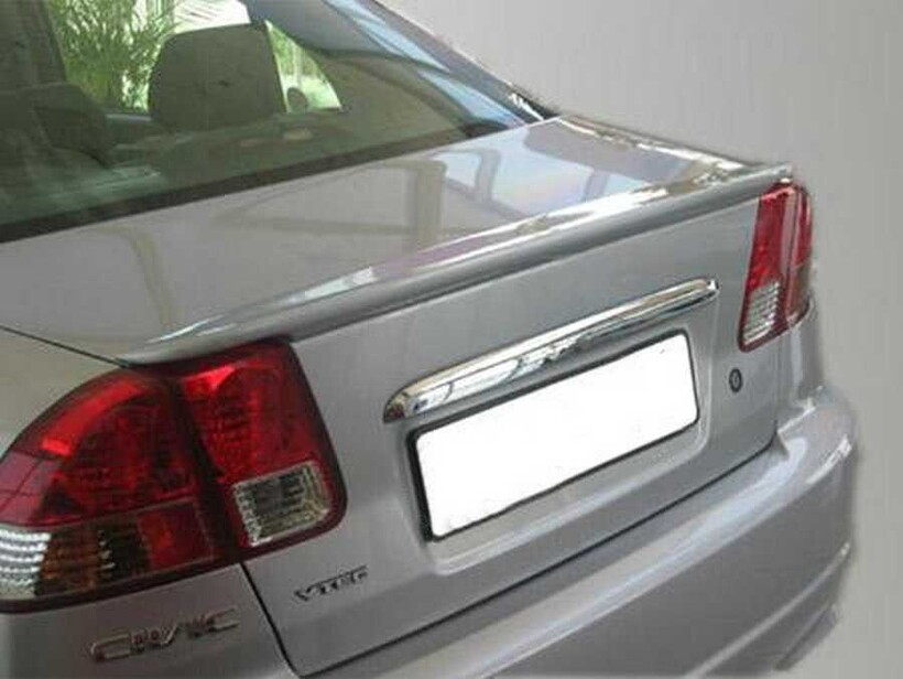 Body Kit » Fiber - Honda Civic Vtec2 Anatomik Spoiler 2002-2005 Arası