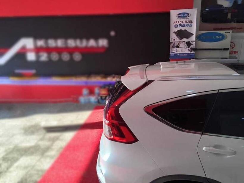 Body Kit » Fiber - Honda CR-V Işıklı Spoiler 2012 ve Sonrası