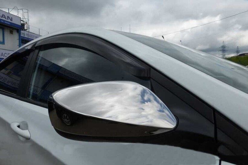 Krom Aksesuar » Omsa - Hyundai Elantra Krom Ayna Kapağı 2 Parça Sinyalsiz 2011-2016 Arası