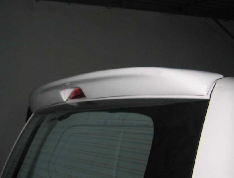 Body Kit » Fiber - Hyundai H1 Spoiler 2008 ve Sonrası