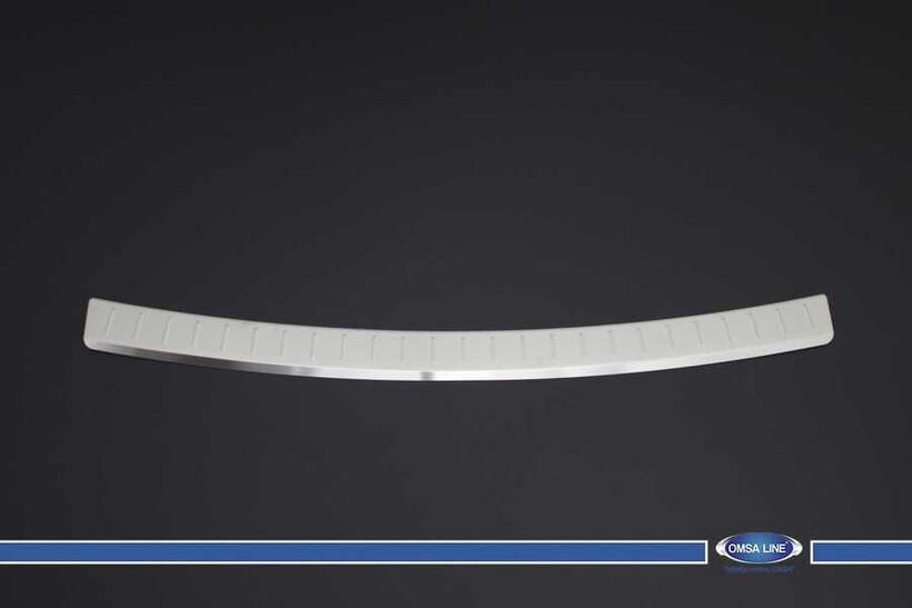 Krom Aksesuar » Omsa - Hyundai i10 Krom Arka Tampon Eşiği 2013 ve Sonrası