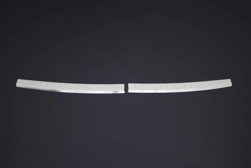 Krom Aksesuar » Omsa - Hyundai i20 Krom Arka Tampon Eşiği 2 Parça 2014-2018 Arası