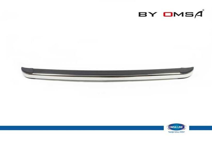 Arka Korumalar - Hyundai Starex Ms Line Arka Basamak Siyah 1997-2007 Arası