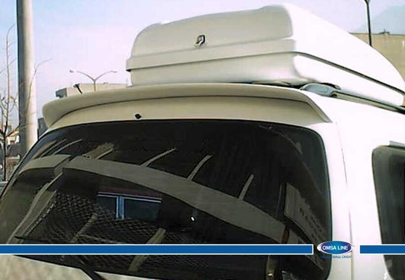 Body Kit » Fiber - Hyundai Starex Spoiler Uzun Şase 1997-2007