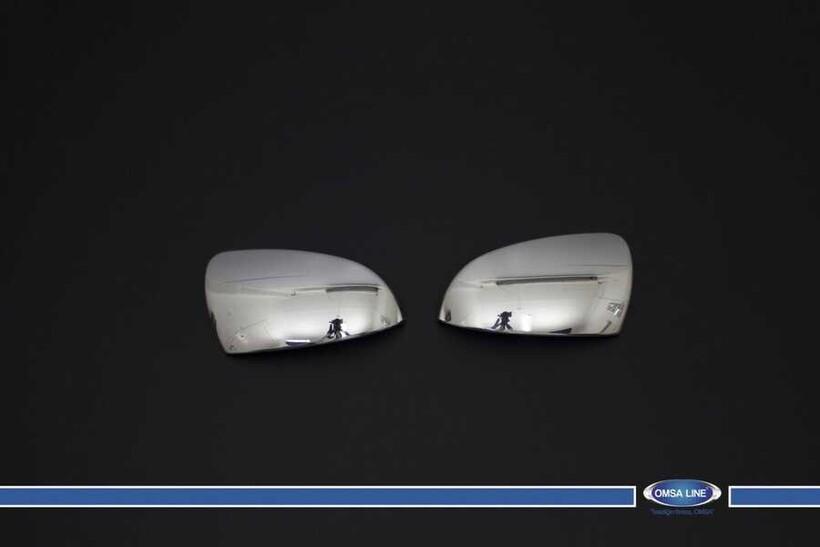 Krom Aksesuar » Omsa - Hyundai Tucson Krom Ayna Kapağı 2 Parça 2015 ve Sonrası