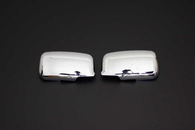 Krom Aksesuar » Omsa - Mitsubishi Lancer Krom Ayna Kapağı 2 Parça 2004-2007 Arası