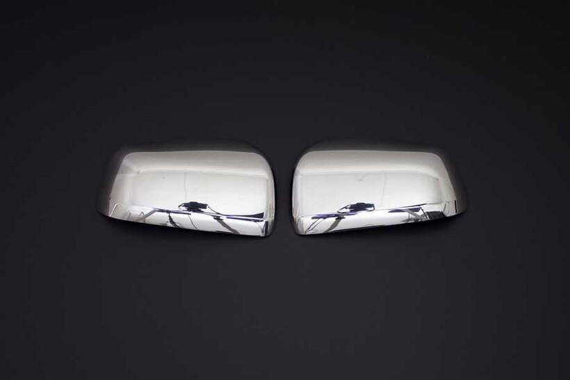 Krom Aksesuar » Omsa - Mitsubishi Lancer Krom Ayna Kapağı 2 Parça 2007 ve Sonrası