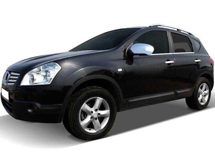 Krom Aksesuar » Omsa - Nissan Qashqai Krom Kapı Kolu 4 Kapı Tek Delikli 2007-2014 Arası