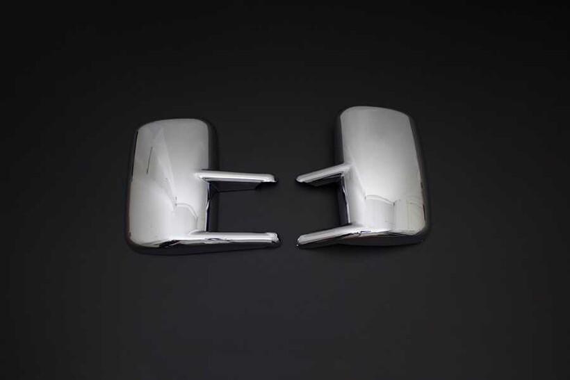Krom Aksesuar » Omsa - Omkar Mercedes Sprinter W901 Krom Ayna Kapağı 2 Parça 1998-2006 Arası