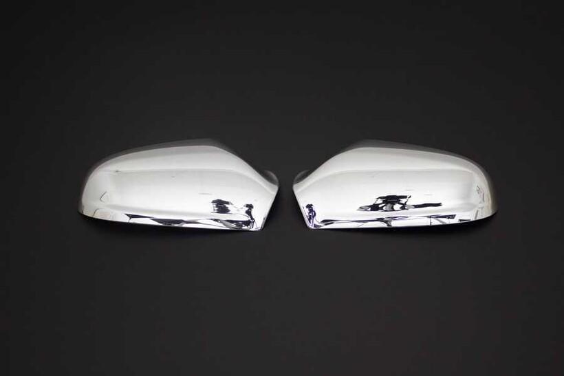 Krom Aksesuar » Omsa - Opel Astra H Sedan Krom Ayna Kapağı 2 Parça Abs 2009-2010 Arası