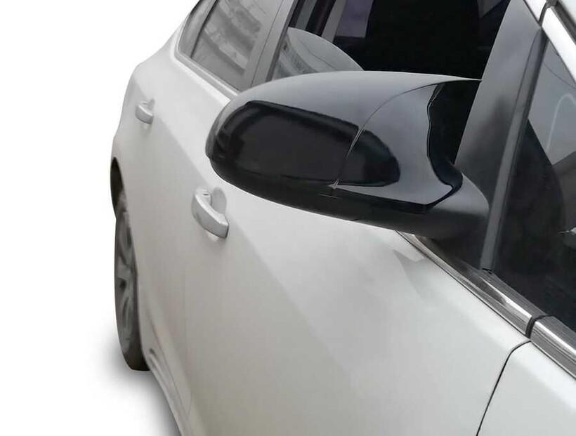Body Kit » Plastik - Opel Astra J HB/SD Yarasa Ayna Kapağı Batman 2010-2014 Arası