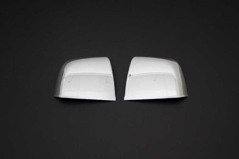 Krom Aksesuar » Omsa - Opel Combo D Krom Ayna Kapağı 2 Parça Abs 2011-2018 Arası