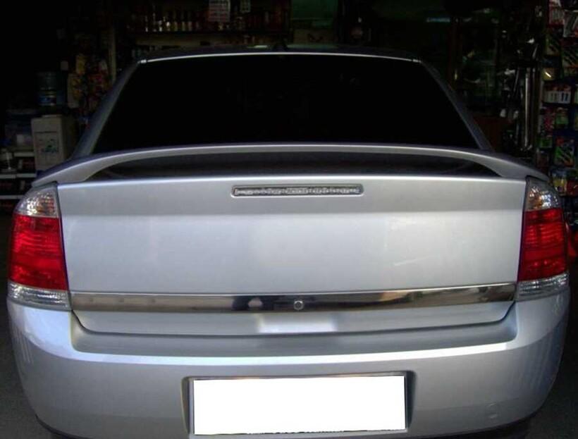 Body Kit » Fiber - Opel Vectra C Anatomik Spoiler 2004-2008