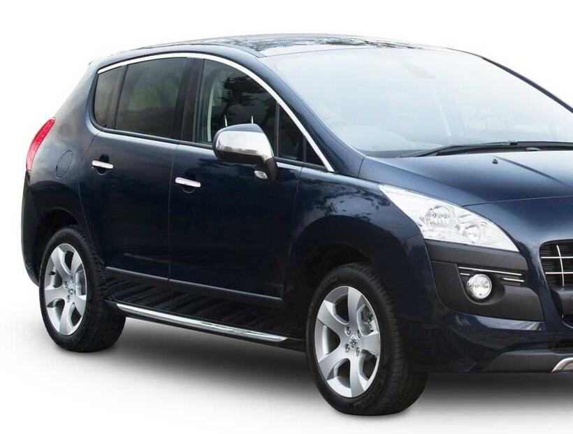 Krom Aksesuar » Omsa - Peugeot 3008 Krom Kapı Kolu 4 Kapı 2009-2015 Arası