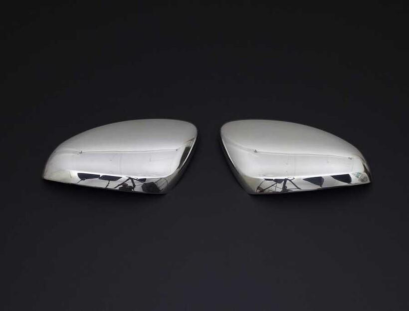 Krom Aksesuar » Omsa - Peugeot 308 Krom Ayna Kapağı 2 Parça 2014 ve sonrası