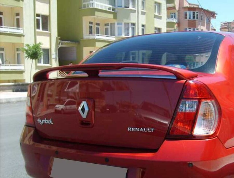 Body Kit » Fiber - Renault Clio 2 Spoiler 1999-2004 SD