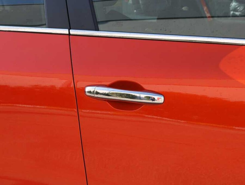 Krom Aksesuar » Omsa - Renault Clio 5 Krom Kapı Kolu Sensörsüz 2 Kapı 4 Parça 2019 ve Sonrası