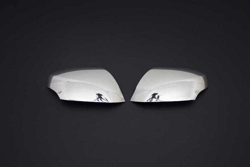 Krom Aksesuar » Omsa - Renault Fluence Krom Ayna Kapağı 2 Parça 2010 ve Sonrası
