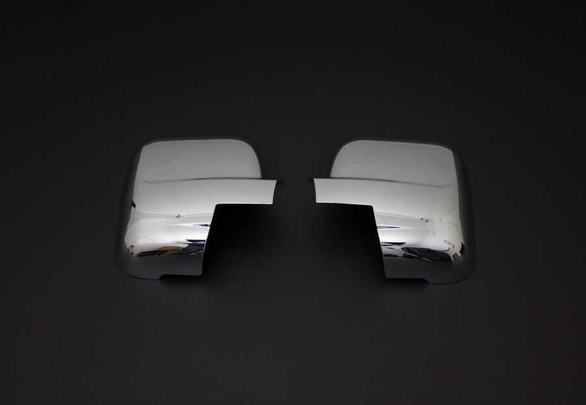 Krom Aksesuar » Omsa - Renault Trafic 3 Krom Ayna Kapağı 2 Parça Abs 2015 ve Sonrası