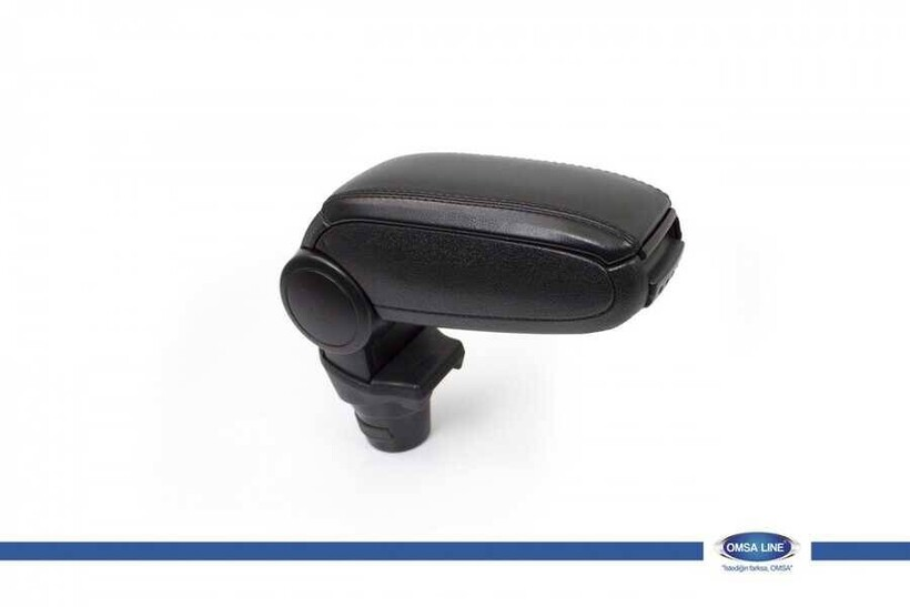 Kol Dayama - Seat İbiza 6J Siyah Kol Dayama - Kolçak 2009-2016