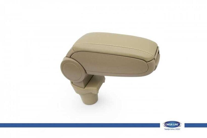 Kol Dayama - Seat İbiza 6J Bej Kol Dayama - Kolçak 2009-2016