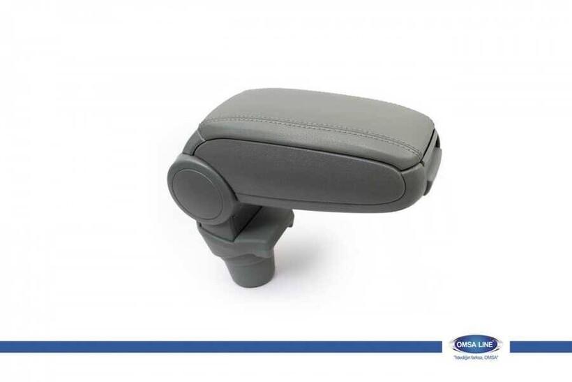 Kol Dayama - Seat İbiza 6J Gri Kol Dayama - Kolçak 2009-2016
