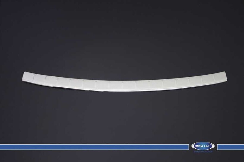 Krom Aksesuar » Omsa - Skoda Octavia 2 Facelift Krom Arka Tampon Eşiği 2009-2013 Arası