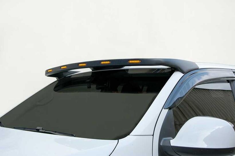 Body Kit » Fiber - Suzuki Jimny Ön Siperlik Işıklı Mat Siyah 2012-2017 Arası