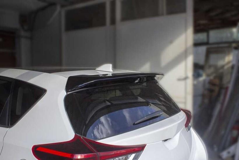 Body Kit » Fiber - Toyota Auris 2 Spoiler (2012-) HB 5D