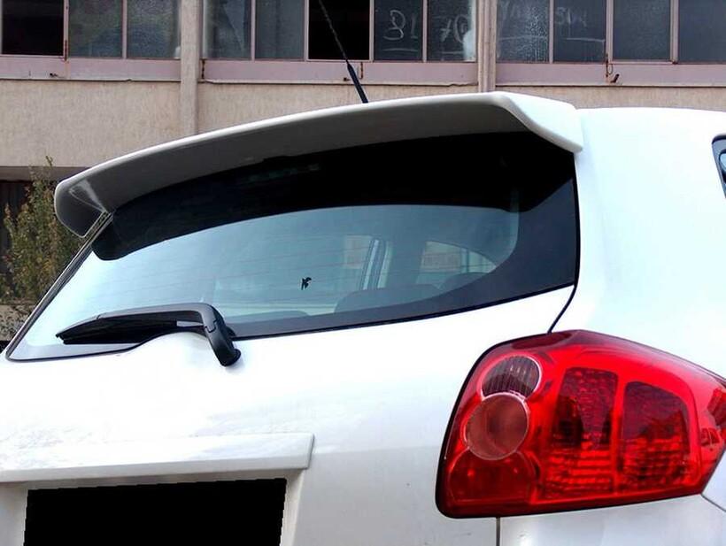 Body Kit » Fiber - Toyota Auris Spoiler 2009 ve Sonrası
