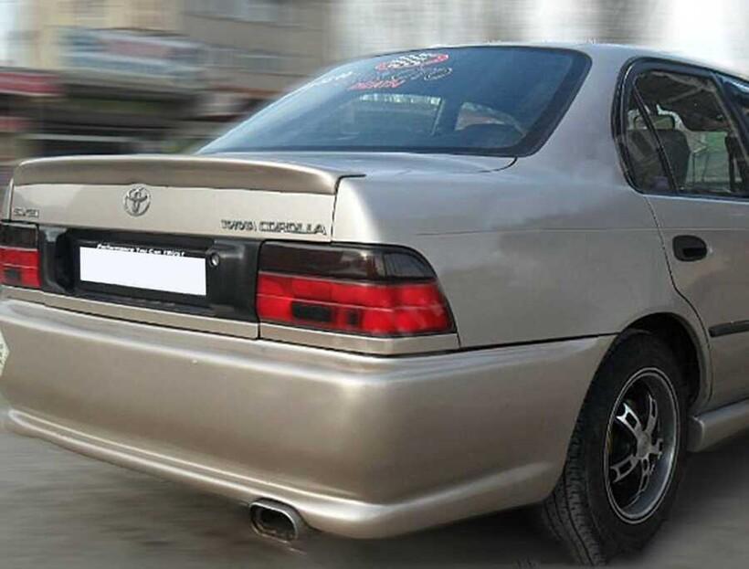 Body Kit » Fiber - Toyota Corolla Anatomik Spoiler 1993-1998