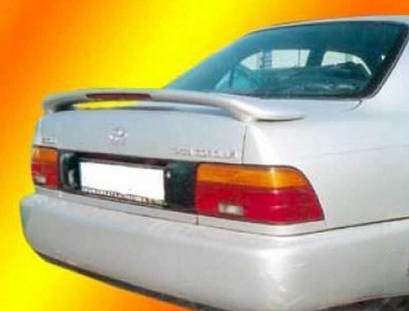 Body Kit » Fiber - Toyota Corolla Spoiler 1993-1998
