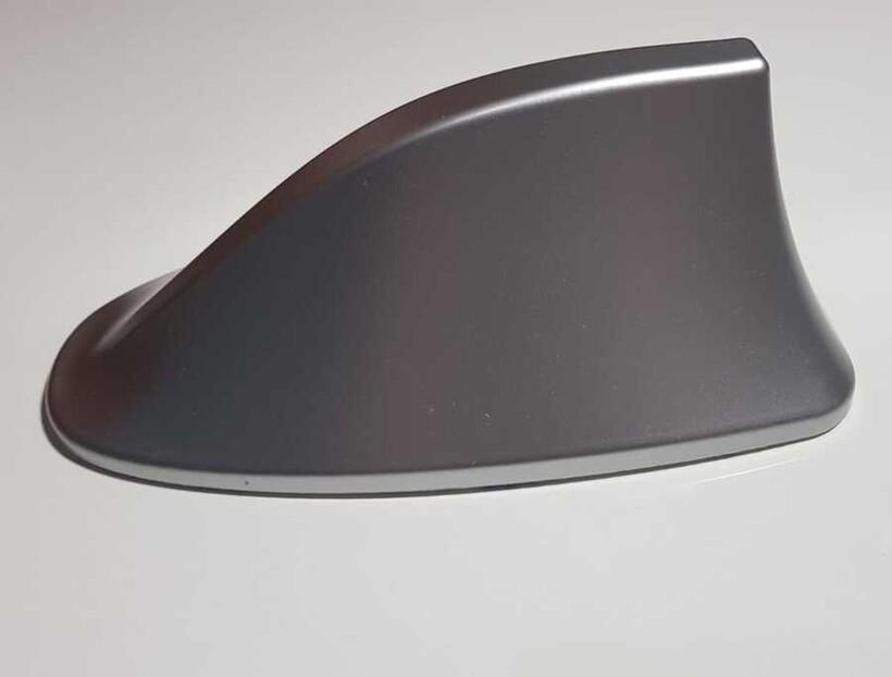 Anten - Universal Shark Anten (Elektrikli) Gri