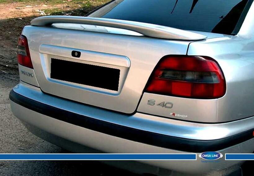 Body Kit » Fiber - Volvo S40 Spoiler 1999-2003