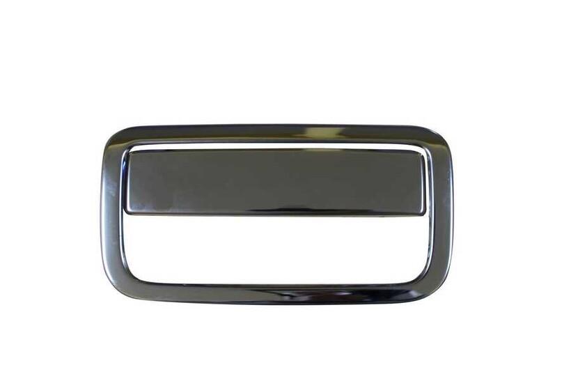 Krom Aksesuar » Omsa - VW Amarok Siyah Krom Bagaj Açma 2 Parça 2010 ve Sonrası