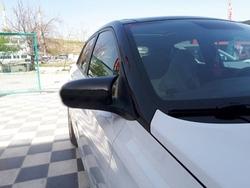 Body Kit » Plastik - VW Beetle Yarasa Ayna Kapağı Batman Piano Siyah ABS 2012 ve Sonrası
