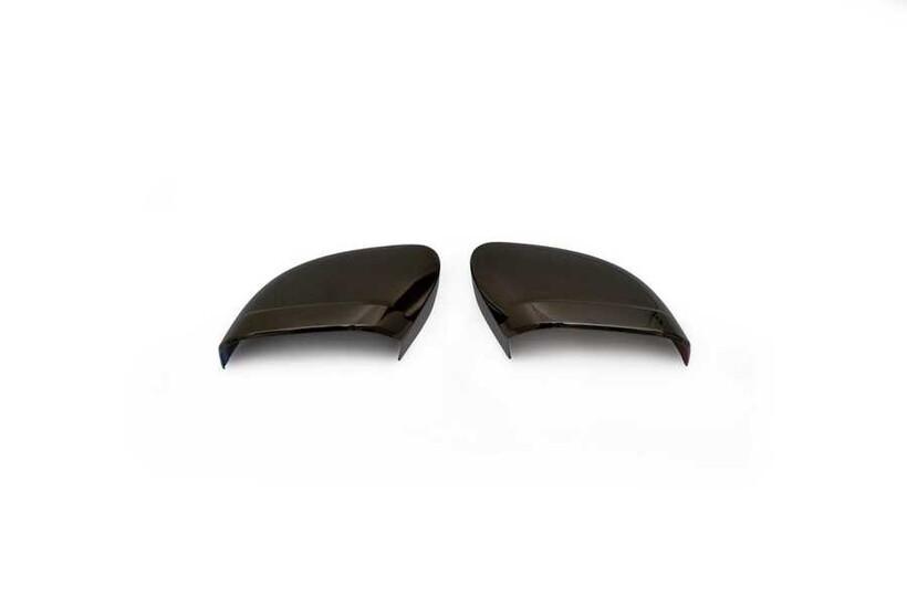 Krom Aksesuar » Omsa - VW Caddy Siyah Krom Ayna Kapağı 2 Parça Abs 2015 ve Sonrası
