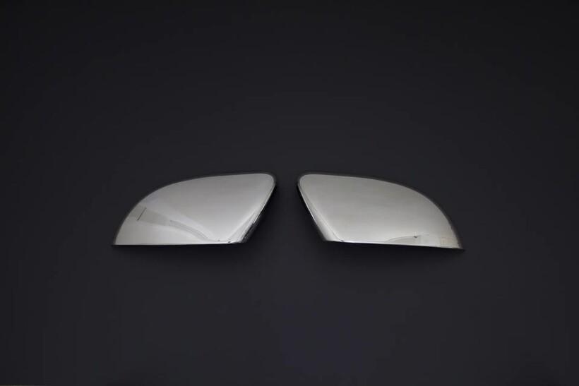 Krom Aksesuar » Omsa - VW Golf 6 Krom Ayna Kapağı 2 Parça 2010-2013 Arası