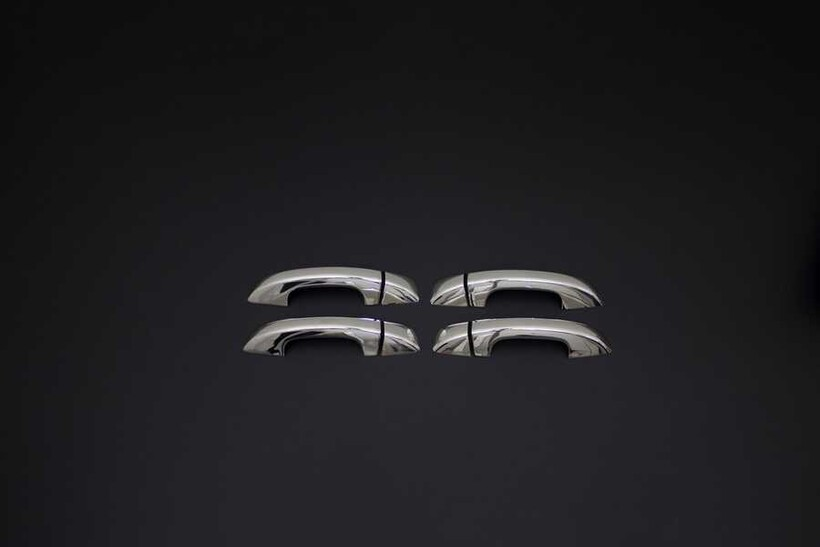 Krom Aksesuar » Omsa - VW Golf 6 Krom Kapı Kolu 4 Kapı 2010-2013 Arası