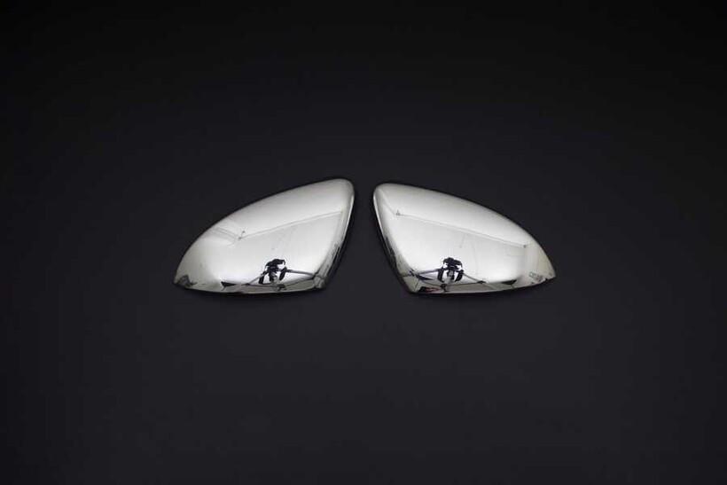 Krom Aksesuar » Omsa - VW Golf 7 Krom Ayna Kapağı 2 Parça 2013-2020 Arası